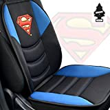 New Stylish and Comfortable Foam Padded DC Comic Superman Car Truck SUV Seat Cushion with Air Freshener