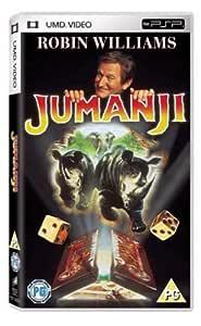 Jumanji [Francia] [UMD Mini para PSP]: Amazon.es: Kirsten Dunst, Bonnie Hunt, Robin Williams: Cine y Series TV