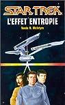 Star Trek, tome 3 : L'effet entropie par Vonda N. McIntyre