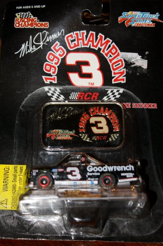 1995 Nascar Super Truck Series Champion Mike ()