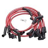 89 mustang spark plug wires - Edelbrock 22714 Spark Plug Wire Set, 1Pack