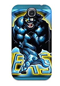 Jose de la Barra's Shop Galaxy S4 Hard Back With Bumper Silicone Gel Tpu Case Cover Beast X Men