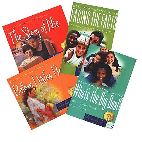 ign for Sex Series, 4 Books: Revised By: Stan Jones, Brenna Jones (Paperback) 2007 ()
