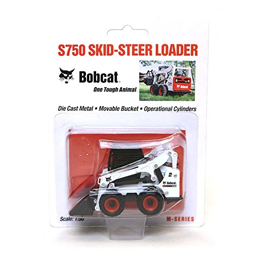 1/50th Bobcat S750 Skid ()