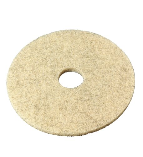 "3M Natural Blend Pad 3500, Tan, 20"" (Case of 5)"