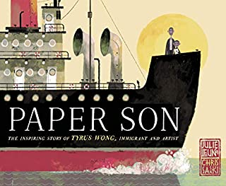 Book Cover: Paper Son: The Inspiring Story of Tyrus Wong, Immigrant and Artist