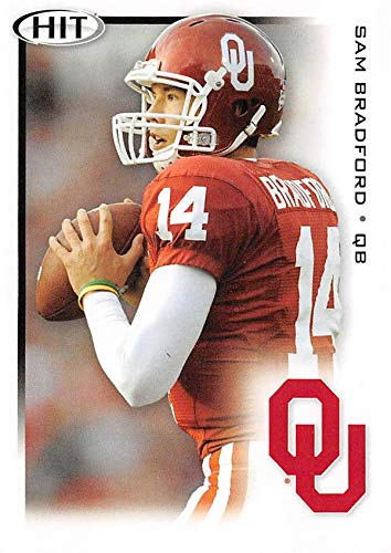 l card (Oklahoma Sooners) 2010 SAGE HIT Rookie #14 ()