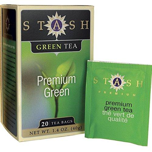 20 Bag Green Premium Tea - 4