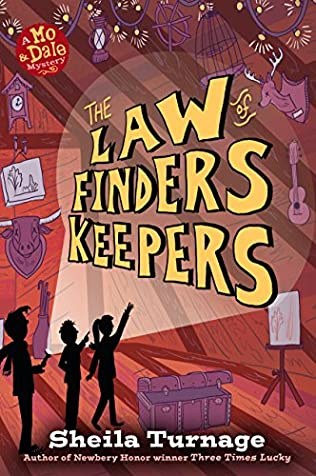 The law of finders keepers mo dale mysteries book 4 by sheila book cover of the law of finders keepers fandeluxe Gallery
