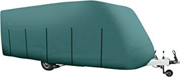 Wing Mirrors World Sprite Alpine 2 2008 Water Resistant Breathable Caravan Cover 4Ply Green