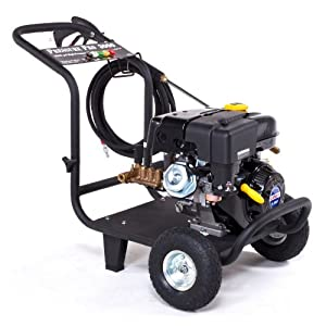 Lifan Pressure Pro LFQ3090 3000 PSI 3 GPM Commercial/Contractor/Rental Grade Pressure Washer with 9 HP 270cc Industrial…