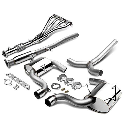 Mini Cooper S 1.6 Stainless Steel Header - Mini Cooper Muffler Shopping Results