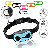 Trendy Together Anti Bark Dog Collar No Shock Humane Collar Sound/Vibration Mode – No Bark Device for Small, Medium and Large Dogs – Harmless Training Collar New Model 2019 Review