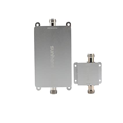 Sunhans Outdoor WiFi Signal Booster 10W 2.4Ghz 40dBm High Power Wireless Outdoor Amplifier