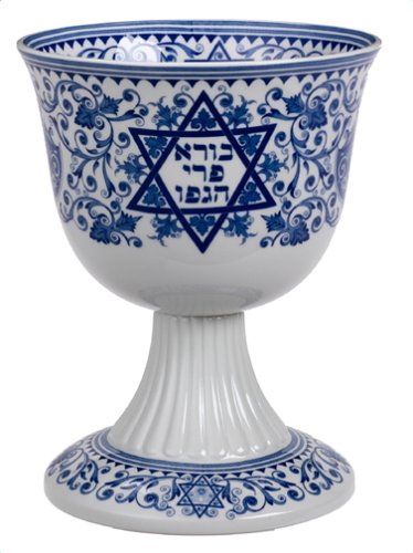 Spode Judaica Kiddush Cup Portmeirion USA 1869303