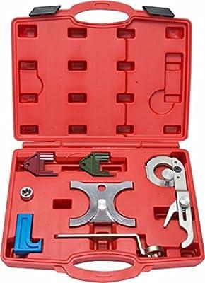 Supertools gasolina Kit de herramienta de bloqueo de ajuste de encendido de motor para SAAB Vauxhall/Opel V6 2.5/2.6/3.0/3.2 tp1235