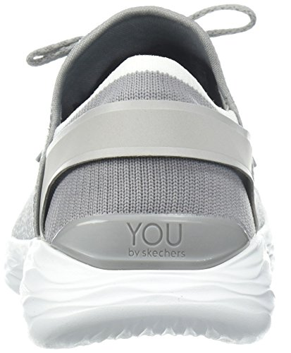 Skechers Womens You-inspire Sneaker Grigio