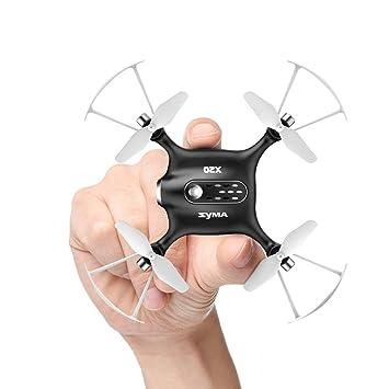 Syma X20 Mini Drone UFO RC Quadcopter Nano con Aviones No ...