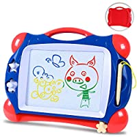 SGILE Music Magnetic Drawing Board Series, Magna Doodles Writing Painting Board, Non-Toxic Erasable Sketching Sketch Pad for Toddlers Kids