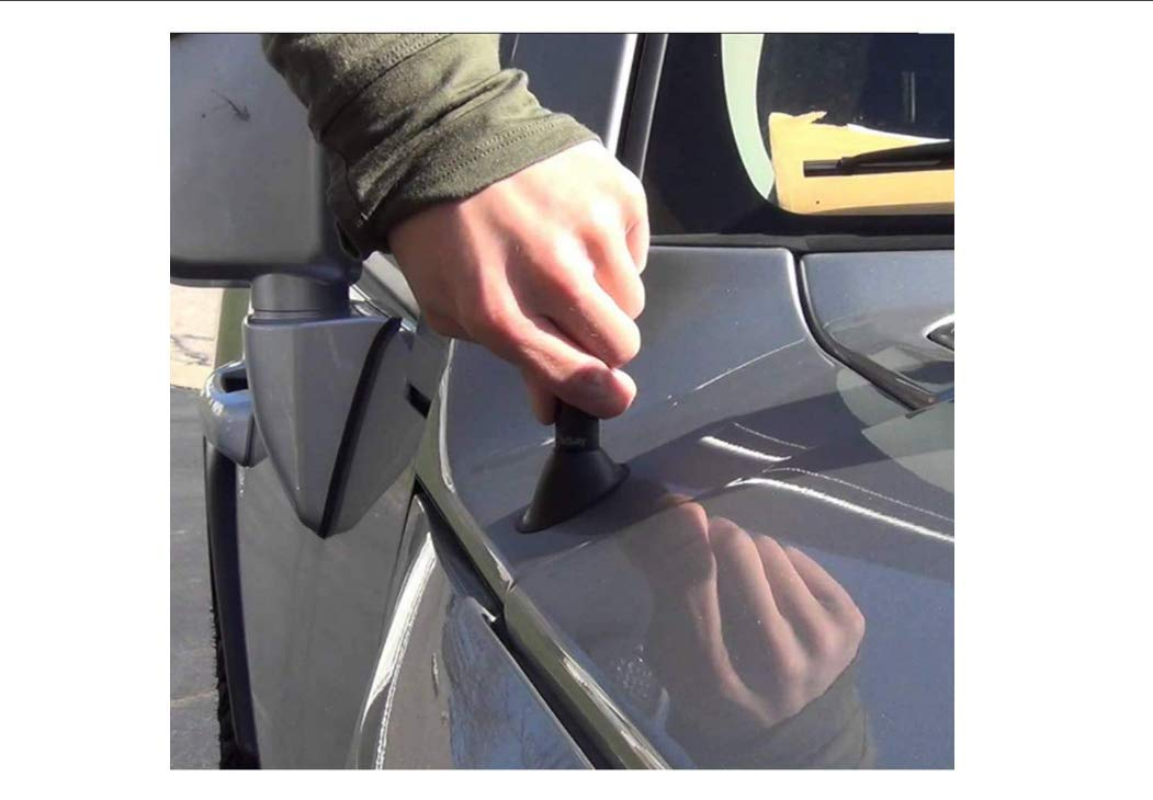 Antenna Ornament for 2007-2014 Toyota Tundra Replaces 86392-0C040 863920C040 Manual Radio Mounted Base Bezel
