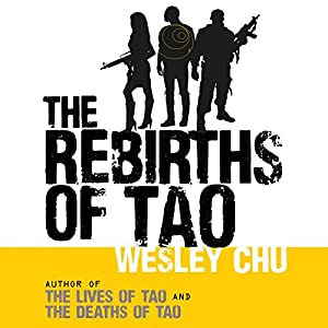 The Rebirths of Tao Audiobook
