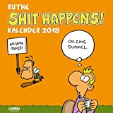 Shit Happens! 2018: Wandkalender