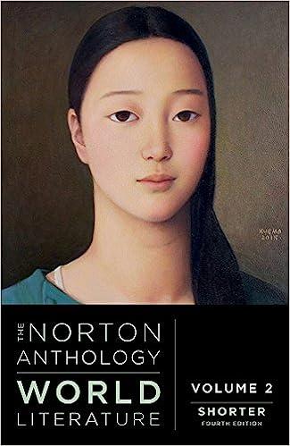 the norton anthology of world literature 4th edition pdf free