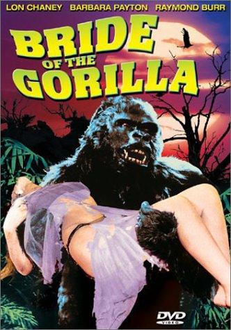 Bride of the Gorilla - Invitation Woody