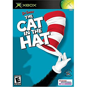 394cdbc8 Amazon.com: Dr. Seuss' The Cat in the Hat: Artist Not Provided: Video Games