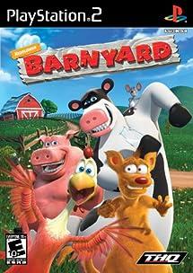 Nickelodeon barnyard ps2