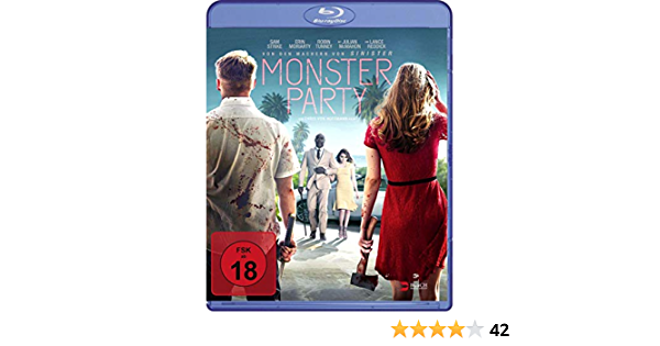 Monster Party [Alemania] [Blu-ray]