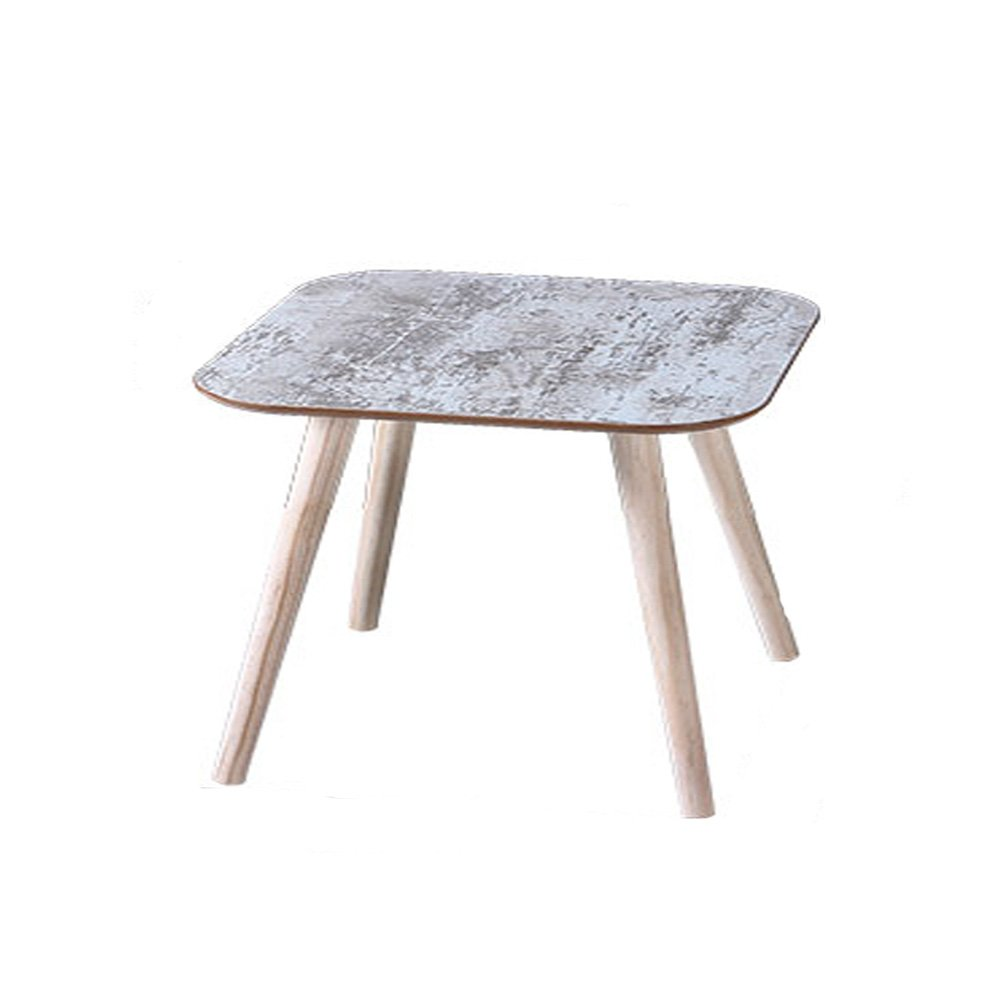 3 GLJ Nordic Small Coffee Table Modern Minimalist Small Table Sofa A Few Small Round Table Creative Corner Combination of A Few Bed Tables Folding Table (Size    3)