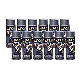 12 Pack - Plasti Dip Multi Purpose Rubber Coating Spray - Chameleon Turquoise/Silver 11oz