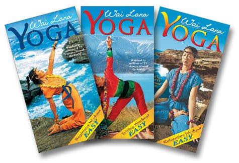 Wai Lana Yoga: Easy Series [VHS]