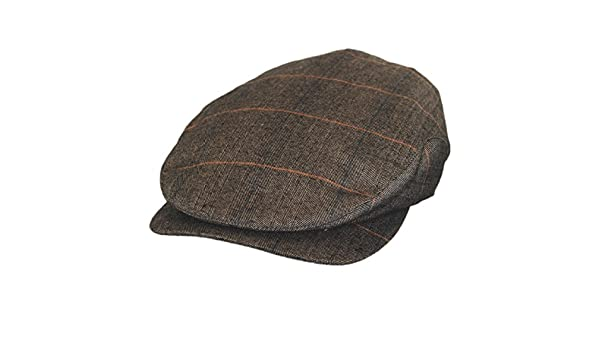 Jaxon Hoxton Herringbone Plaid Wool Blend Ivy Cap at Amazon Men s ... ac72ed5751f9