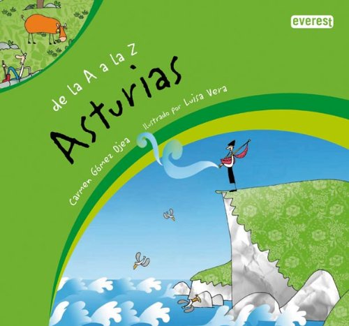 De la A a la Z. Asturias: Amazon.es: Gómez Ojea Carmen, Vera ...