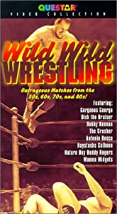 Amazon.com: Wild Wild Wrestling: Outrageous Matches from