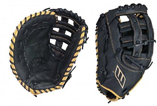 Worth Century Series Softball Mitt, Worn on Right Hand, 12.5