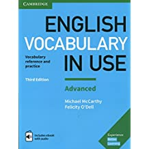 English Vocabulary in Use: Advanced Book with Answers and Enhanced eBook: Vocabulary Reference and Practice