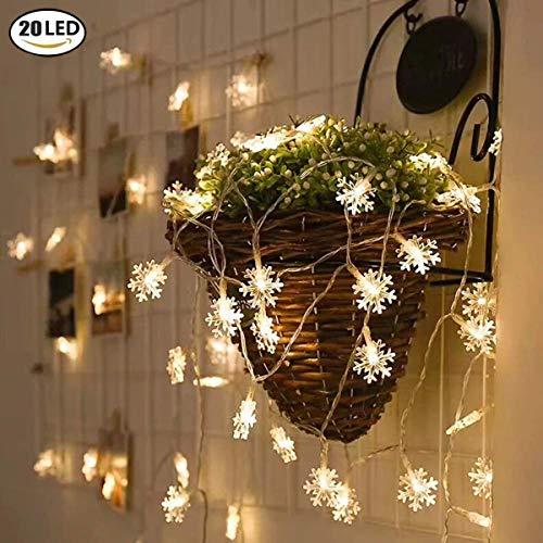 Led Snowflake Light String in US - 7