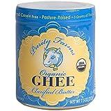 Purity Farms Organic Clarified Butter Ghee, 7.5 Ounce - 12 per case