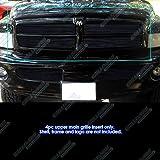 99 dodge ram sport grill - APS Fits 1999-2001 Dodge Ram Sport Black Billet Grille Grill Insert #D85074H