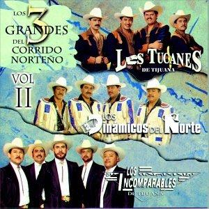 Los Tres Grandes Del Corrido Norteno, Vol. 2