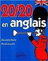 20 sur 20 en anglais par Nantet