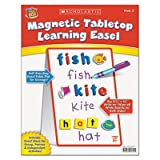 Magnetic Tabletop Learning Easel, Ages 4-7, Sold as 1 Each