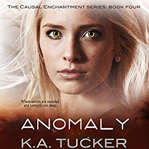 Anomaly Audiobook