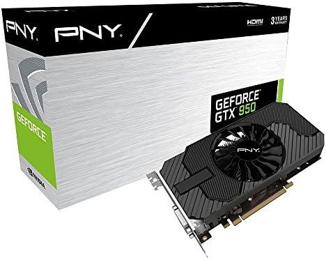 PNY GF950GTX2GEPB NVIDIA GeForce GTX 950 2GB - Tarjeta gráfica ...