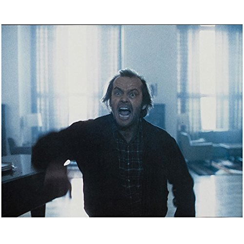 Jack Nicholson 8 Inch x 10 Inch Photo The Shining The Departed Chinatown Crazy in Action kn