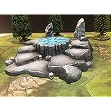 3d print Warhammer 40k Scenery  Tyranid Spire Terrain 28mm Scale
