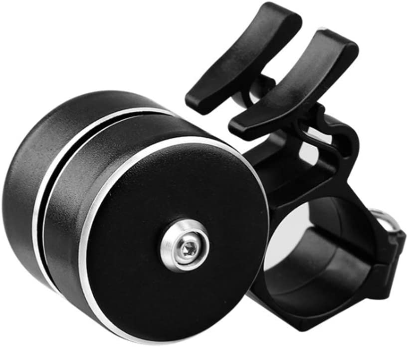 ANNIUP Bike Bell Aluminum Bell,Loud Sound Bicycle Bell Freeway Blaster Low Note Horn for Mountain Road Bike